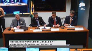 Concessionária BR 101/ES - Revisão quinquenal do contrato de concessão da BR-101/ES - None
