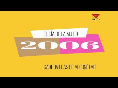 2006 Asociación de amas de casa - Día de la mujer