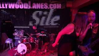 Joan Jett - I'm gonna run away - Jae Marie and the Sweet Emotions live @ #HollywoodLanes Pittsburgh