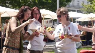 Fair Trade Ébresztő: közös zenélés és reggeli kávé a méltányos kereskedelemért