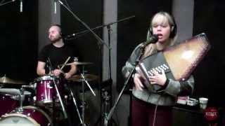 "Basia Bulat ""Promise Not to Think About Love"" Live at KDHX 11/8/13"