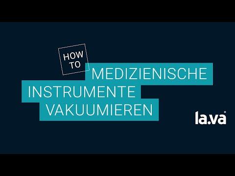 Vakuumverpackung: Medizinische Instrumente & medizinisches Besteck