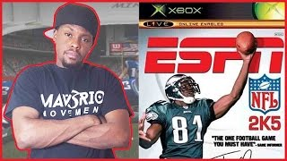 FIRST PERSON FOOTBALL!! - NFL 2K5 Gameplay   #ThrowbackThursday