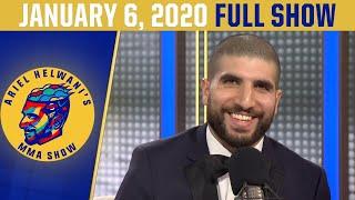 Ben Askren, Jorge Masvidal, Israel Adesanya  | Ariel Helwani's MMA Show (January 6, 2020) | ESPN MMA