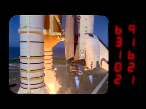Watch And Learn Everything That Goes Into Launching A Space Shuttle In Beautiful Slow Motion