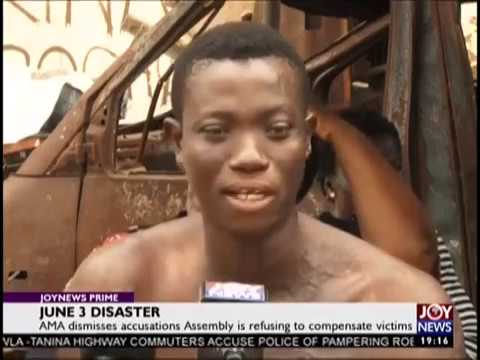 AMA dismisses accusations Assembly is refusing to compensate victims