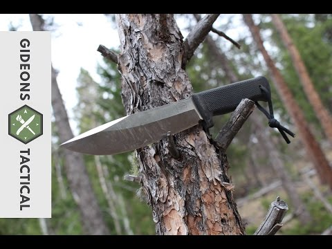 Fallkniven A1: My Favorite Stainless Steel Survival Knife?