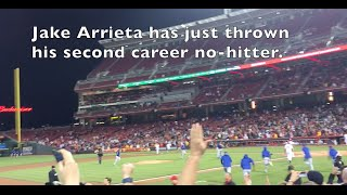 A Walk Around Great American Ballpark Turns Into a No-Hitter