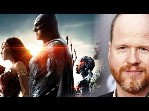 How Much Of Justice League's Script Did Joss Whedon Write?