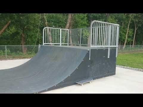 Seymour Skate park