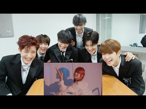 Astro Reacting to their 'Crazy Sexy Cool' MV