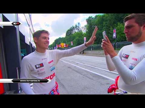 2017 Salzburgring, TCR Free Practice 2 Clip. Comini fastest ahead of Oriola