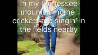 My Tennessee Mountain Home by Dolly Parton (Lyrics on screen!)