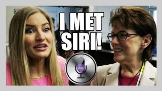 The Voice of Siri!