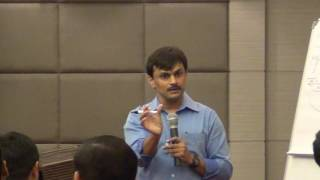 Saket's Talk on Adaptive Project Management