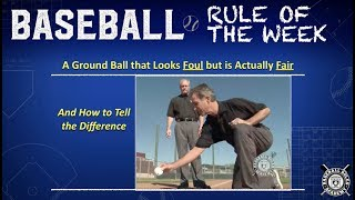 Fair Ball Or Foul Ball How To Tell  The Difference