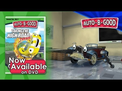Auto B Good Season 2 Vol 4: Taking The High Road DVD movie- trailer