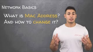 What is MAC Address & How to Change it?