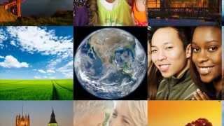 Earth Look Back 2014