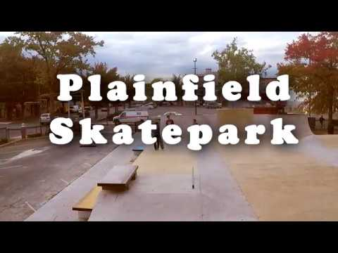 NJ Plainfield Skatepark Savage Vid