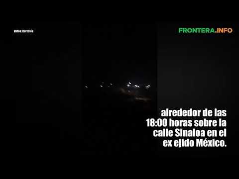 Dos Agentes Estatales resultaron baleados en Ensenada