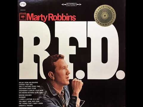 Southern Dixie Flyer , Marty Robbins , 1964