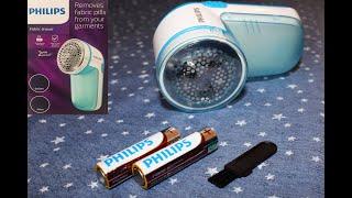 Produkttest: Philips Fusselrasierer