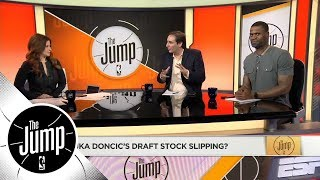 Is Luka Doncic's NBA draft stock slipping? | The Jump | ESPN - Video Youtube