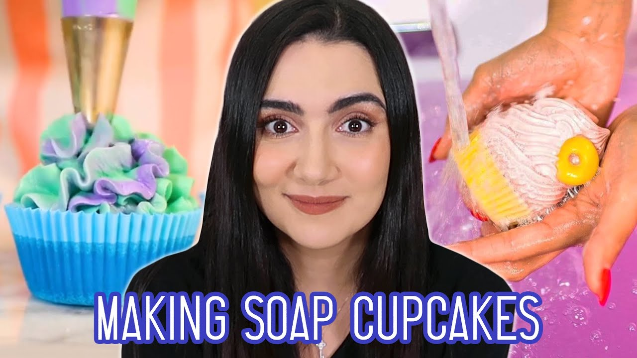 I Tried Following A Soap Cupcake Tutorial thumbnail