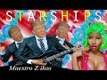 Donald Trump Singing Starships by Nicki Minaj