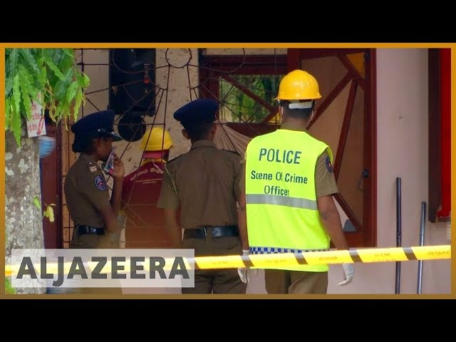 ???????? Bombings intelligence row exposes tension in Sri Lanka government | Al Jazeera English