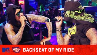 The Squads Take on the 'Backseat Of My Ride' Challenge  🚘 Wild N Out