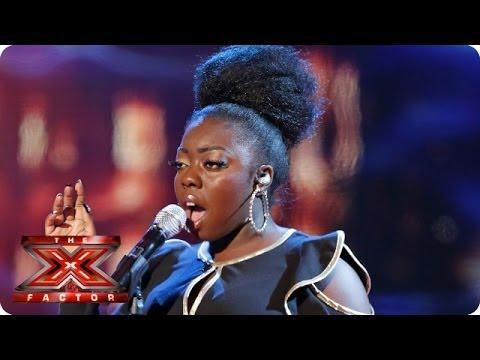 Hannah Barrett sings Skyfall by Adele - Live Week 3 - The X Factor 2013