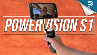 PowerVision S1: The Perfect Smartphone Companion?