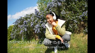 How to improve your confidence, (a childs perspective)