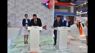 Работа делегации края во главе с Сергеем Фургалом на Ро...