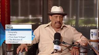 Turn Up the Heat! Actor Danny Trejo Names the Favorite Movie He