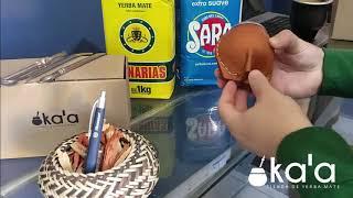 🥇 MATES para YERBA MATE ✅ Diferentes MODELOS de Mates ✅ - Mate Uruguayo / Argentino Stock KA'A