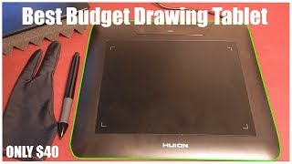 HUION 420 - GRAPHICS TABLET - Most Popular Videos
