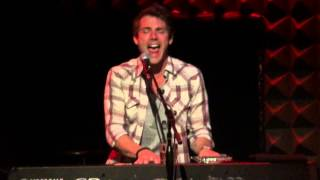 Jon McLaughlin - Industry - Holding My Breath Tour in NYC 2013