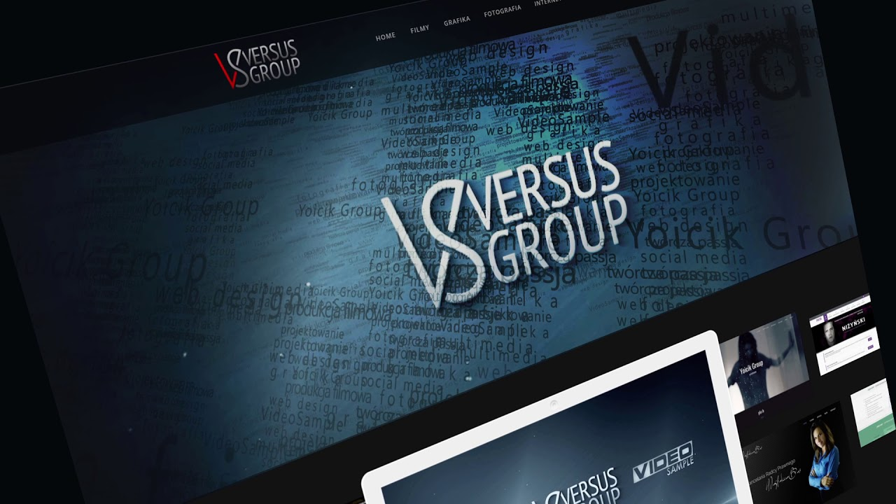 Versus Group - nowa strona www