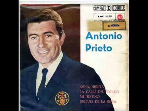 Tonada de Medianoche - Antonio Prieto