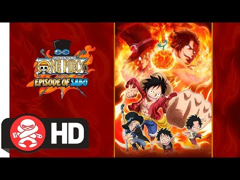 One Piece: Episode of Sabo - TV Special | Available for Pre-Order