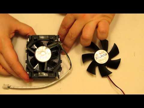 Limpiar y Lubricar Ventilador del Procesador Eliminando Ruidos Molestos y Fallos