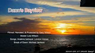preview picture of video 'The View from Dawn's Bayview - Clarence Town, Long Island Bahamas'