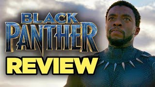 Black Panther REVIEW! Marvel