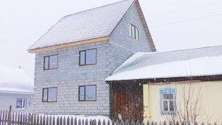 Переехали из города в деревню Деревенский парень показывает обзор дома в деревне Семья Булатовых