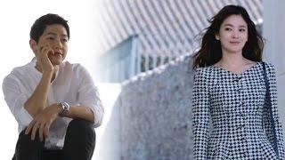 Song Joong Ki & Song Hye Kyo CF for Korea & Seoul Tourism