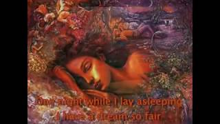 Holy City, Jerusalem sung by John Starnes (with lyrics) THE MOST BEAUTIFUL VERSION