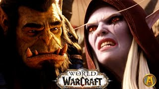 World of Warcraft: Thrall, Jaina & Saurfang Save Baine - All Cinematics [WoW BFA: Rise of Azshara]